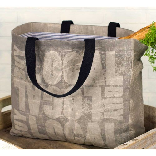 Buy Local Grocery Tote