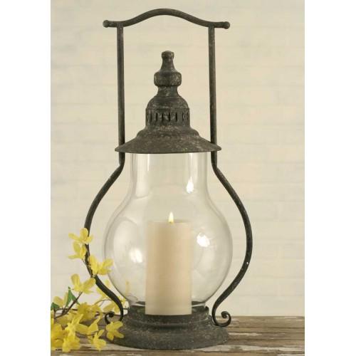 Primitive Steeple Lantern