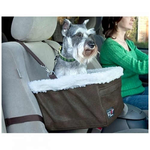 Large Standard Pet Car Booster Seat for pets up to 18lbs