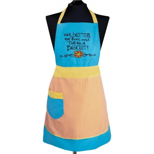 Butter My Buns & Call Me A Biscuit Apron