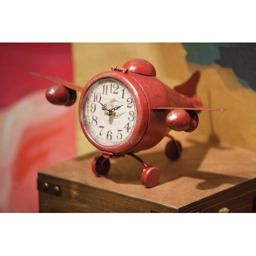 Flight Table Clock
