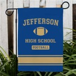 Custom High School Flag